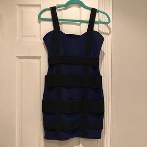 ASOS cage dress